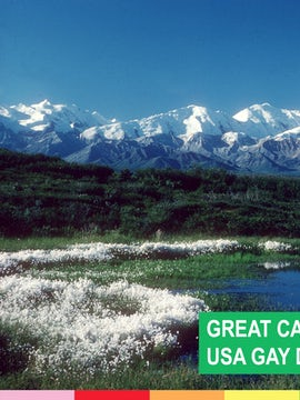 GREAT GAY DRIVES YUKON / ALASKA