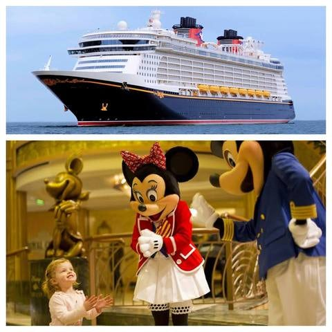 DISNEY CRUISE LINE receives Top Awards