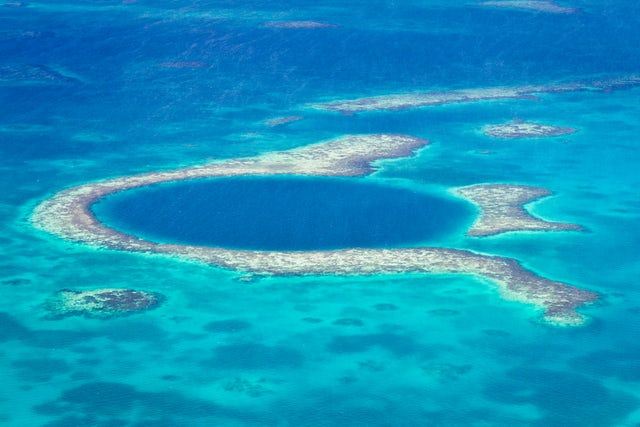 Things to do when on an adventure tour in the Great Blue Hole