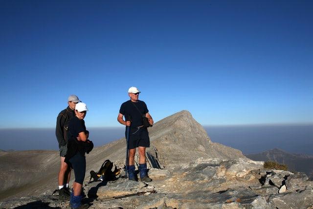 Top Adventure attractions in Greece