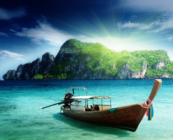 5 amazing Adventures in Thailand