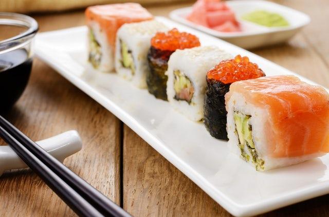Top sushi restaurants in Las Vegas