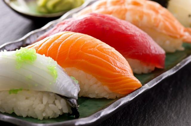 Top sushi restaurants in Milan