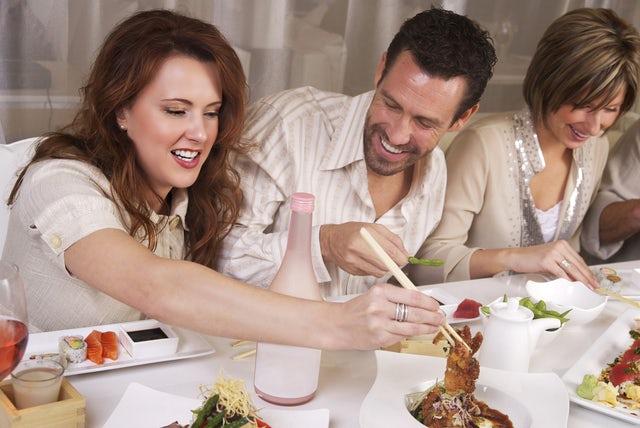 Top sushi restaurants in New York