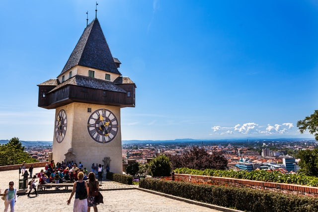 City of Graz – Historic Centre and Schloss Eggenberg you gotta go here