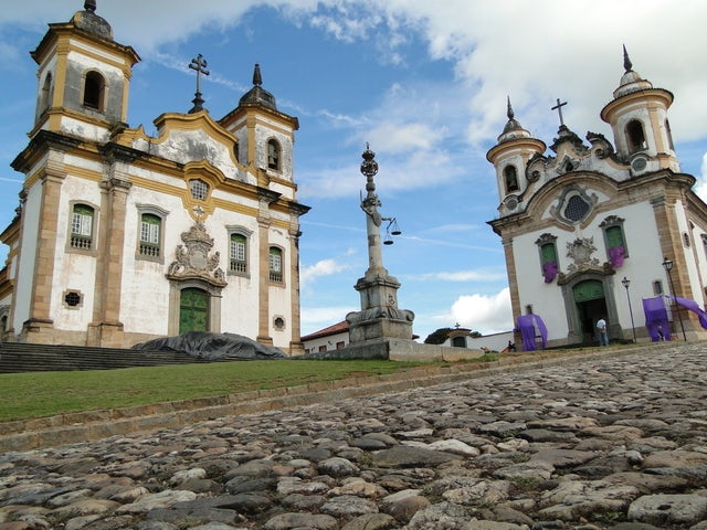 Historic Town of Ouro Preto you gotta go here