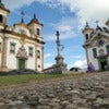 Neighboring churches in Ouro Preto Brazil.jpg
