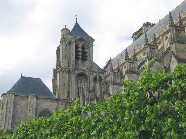 Bourges Cathedral - You gotta go here