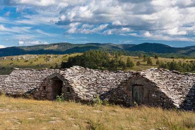 France - The Causses and the Cévennes, Mediterranean agro-pastoral Cultural Landscape