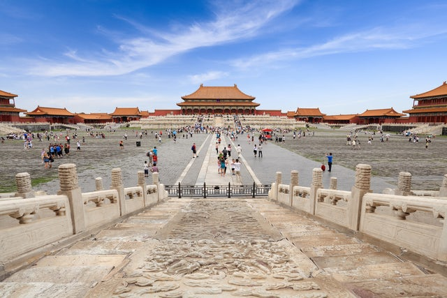 Imperial Palaces of the Ming and Qing Dynasties in Beijing and Shenyang you gotta go here