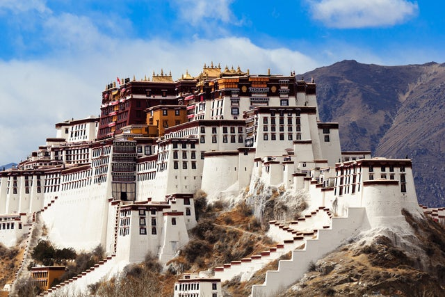 Historic Ensemble of the Potala Palace, Lhasa 7 you gotta go here