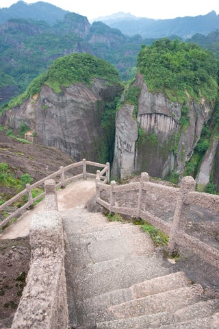 Mount Wuyi you gotta go here