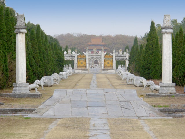 Imperial Tombs of the Ming and Qing Dynasties you gotta go here