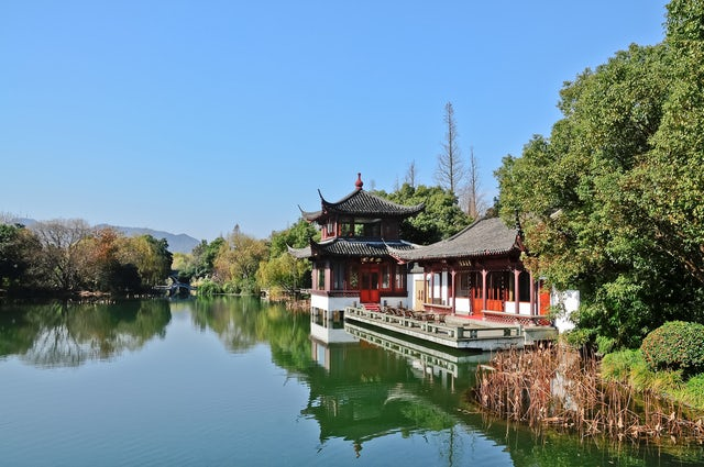 West Lake Cultural Landscape of Hangzhou you gotta go here