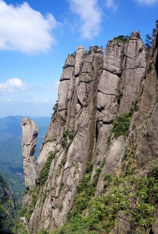 Mount Sanqingshan National Park you gotta go here