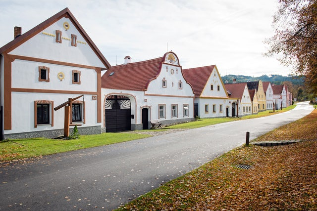 Holašovice Historical Village Reservation