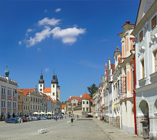 Historic Centre of Telč