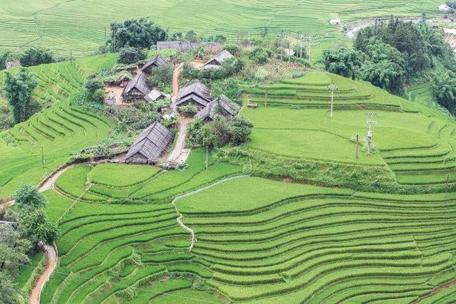 Cultural Landscape of Honghe Hani Rice Terraces you gotta go here