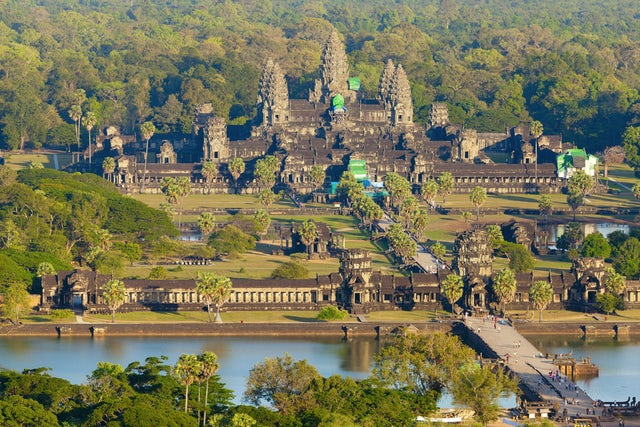 Angkor you gotta go here