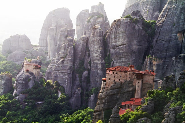 Meteora you gotta go here