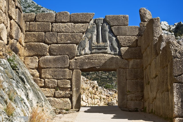 Archaeological Sites of Mycenae and Tiryns you gotta go here