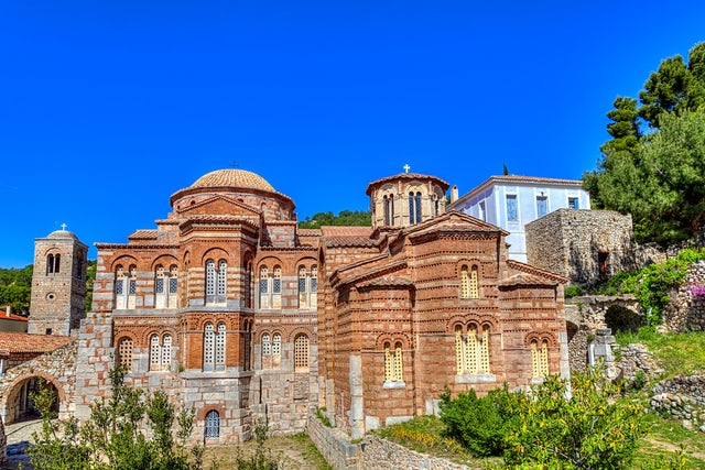 Monasteries of Daphni, Hosios Loukas and Nea Moni of Chios you gotta go here