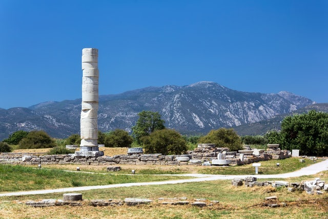 Pythagoreion and Heraion of Samos you gotta go here