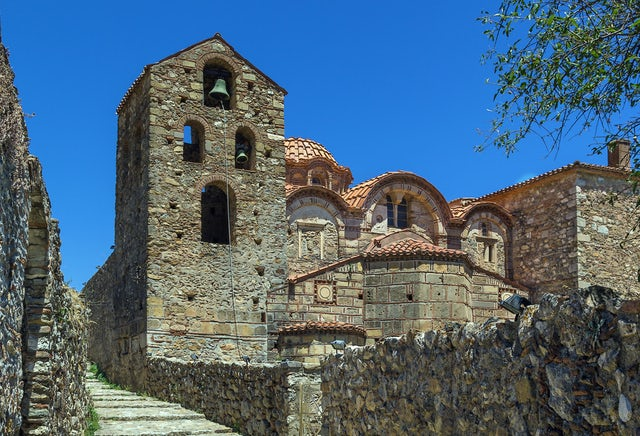Archaeological Site of Mystras you gotta go here