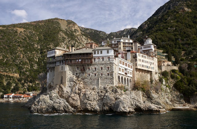 Mount Athos you gotta go here