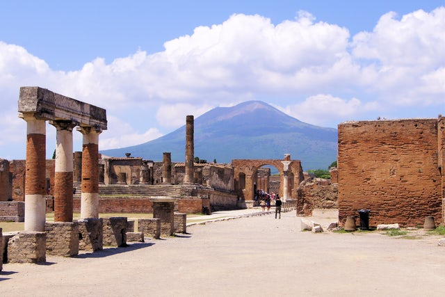 Archaeological Areas of Pompeii, Herculaneum and Torre Annunziata