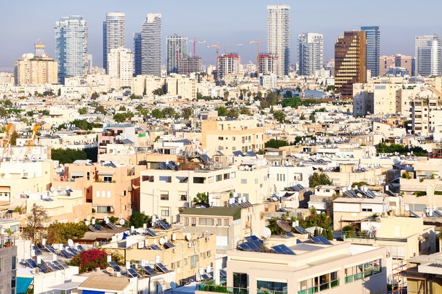White City of Tel-Aviv -- the Modern Movement