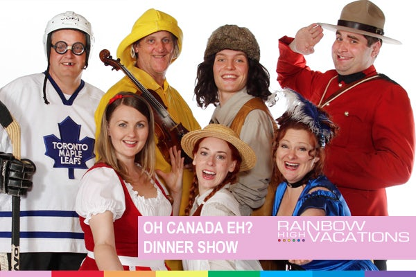 OH CANADA EH? DINNER SHOW