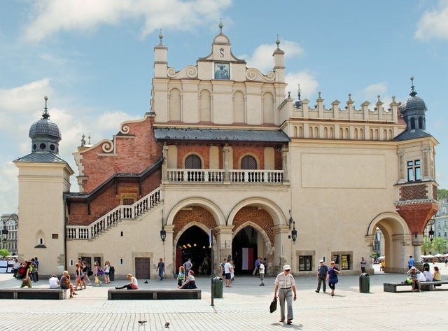 Historic Centre of Kraków