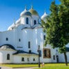 St. Nicholas Cathedral, Historic Monuments of Novgorod and Surroundings, UNESCO World Heritage Site, Novgorod, Russia.jpg