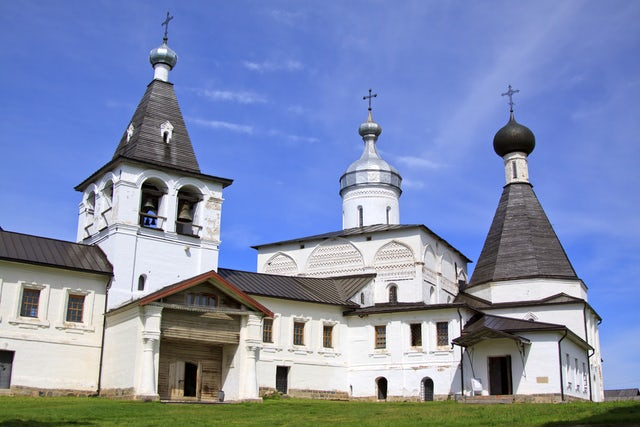 Ensemble of the Ferapontov Monastery
