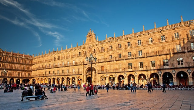 Old City of Salamanca
