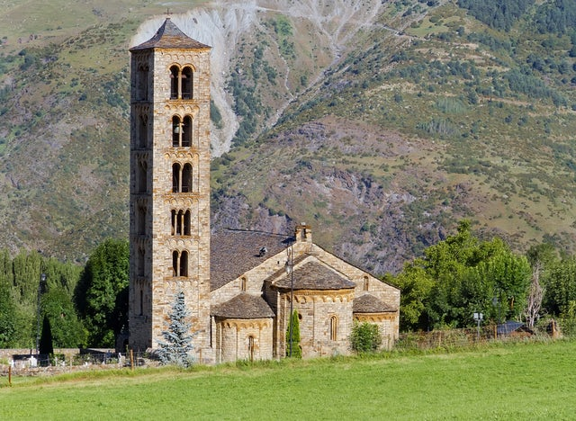 Catalan Romanesque Churches of the Vall de Boí