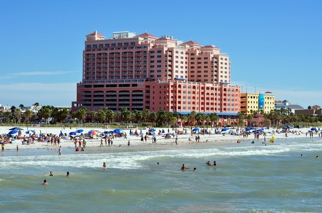 Sandpearl Resort, Clearwater Beach
