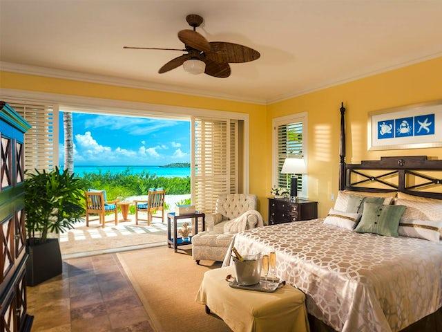 Sandals Emerald Bay Resort in Great Exuma, Bahamas