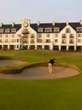 East Coast of Scotland Golf Getaway