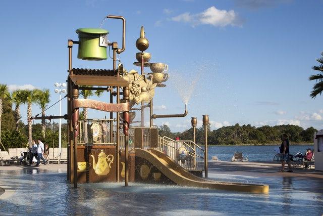 Disney's Grand Floridian Resort & Spa, Lake Buena Vista