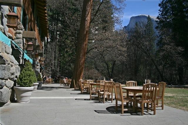 Ahwahnee Hotel, Yosemite