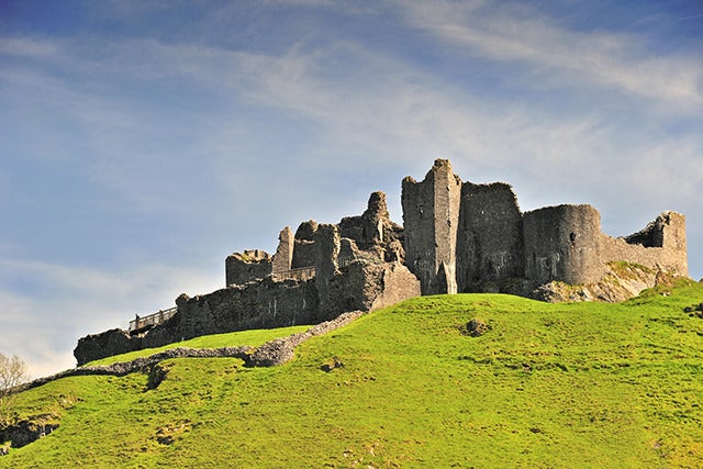 10 Family Days Out at British Castles