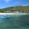 Beautiful tropical beach in Huatulco, Oaxaca, Mexico.jpg