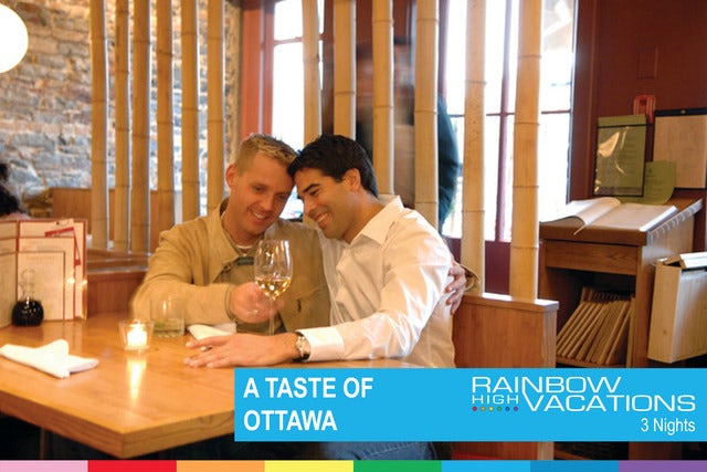A TASTE OF OTTAWA