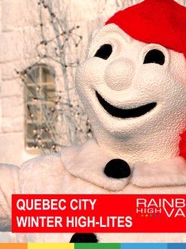 QUEBEC CITY WINTER