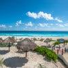 Dolphin Beach panorama, Cancun, Mexico.jpg