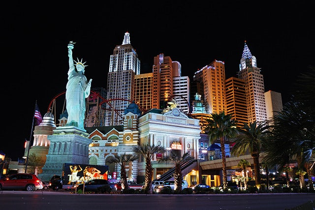 Las Vegas: The Foodie Fantasy