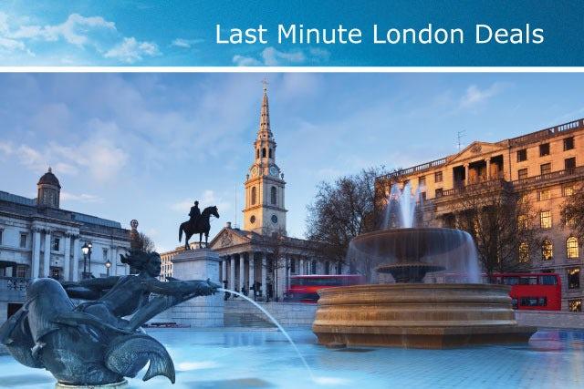 Last Minute London
