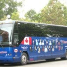 Sports Themed bus trips by Great Canadian Bus Tours